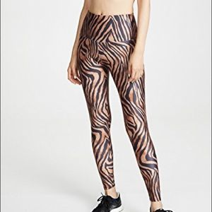 Onzie High Waist Tiger Legging